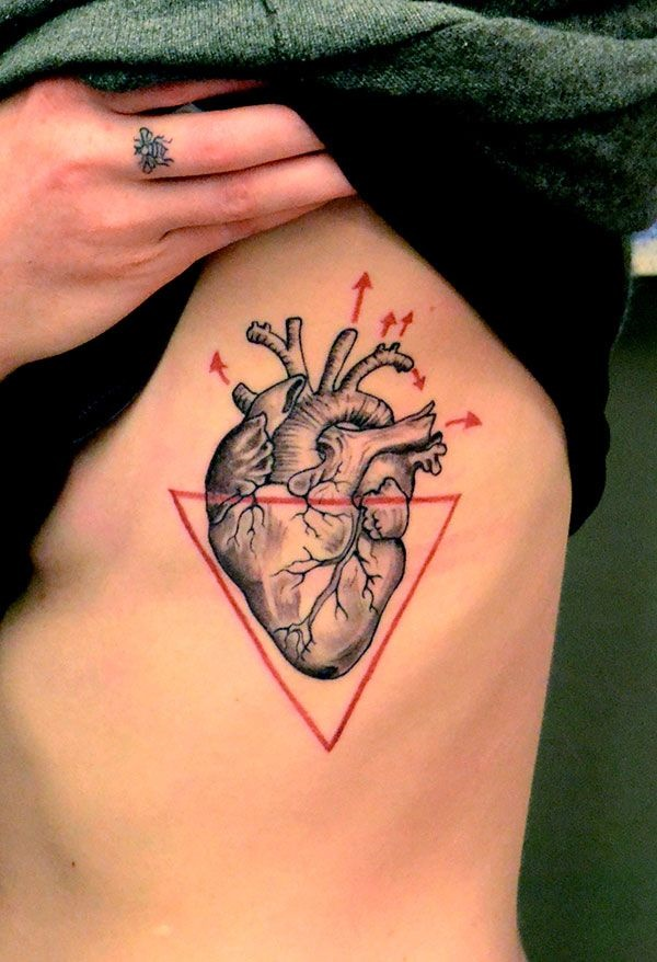 heart tattoos photo - 7