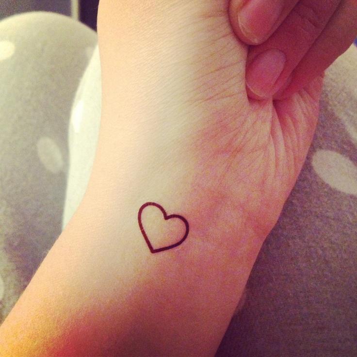 heart tattoos photo - 8