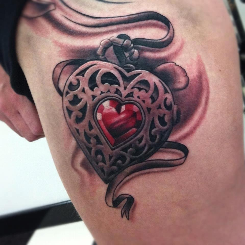 heart tattoos photo - 9