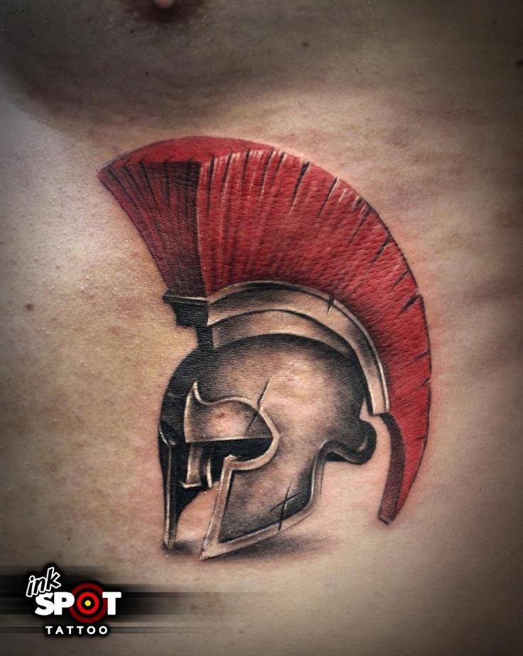 helmet tattoos photo - 14