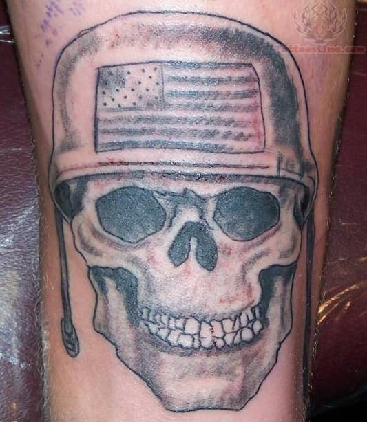 helmet tattoos photo - 21