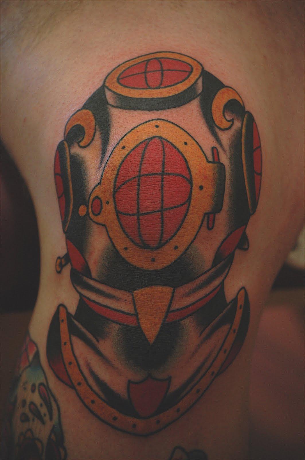 helmet tattoos photo - 27