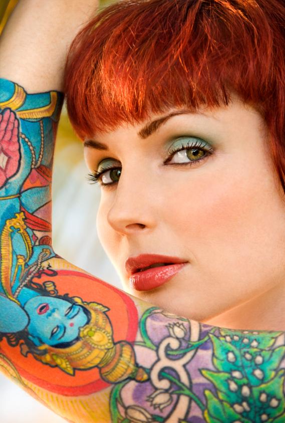 hinduism tattoos photo - 12