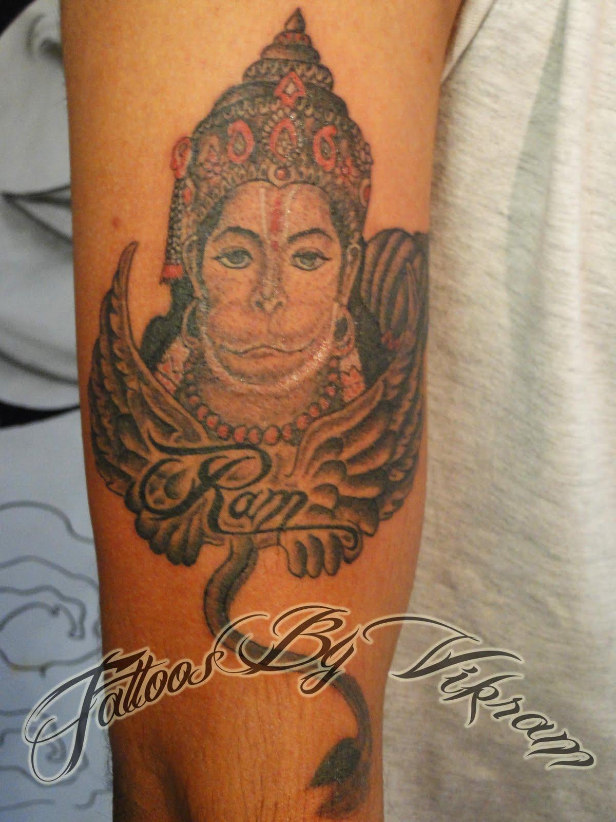 hinduism tattoos photo - 20