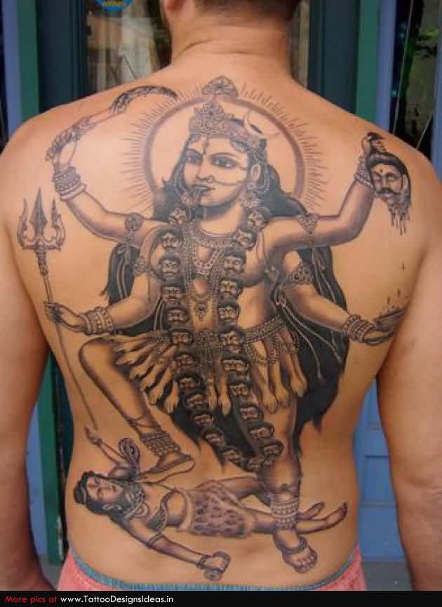 hinduism tattoos photo - 22