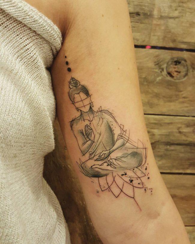 hinduism tattoos photo - 8