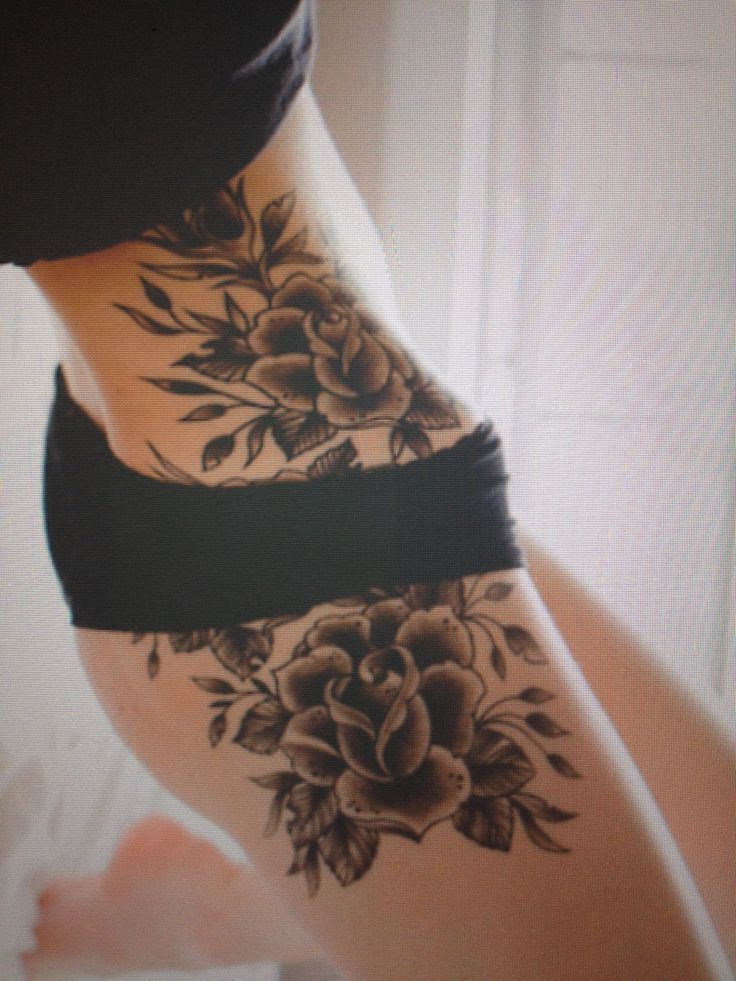 hip tattoos photo - 9
