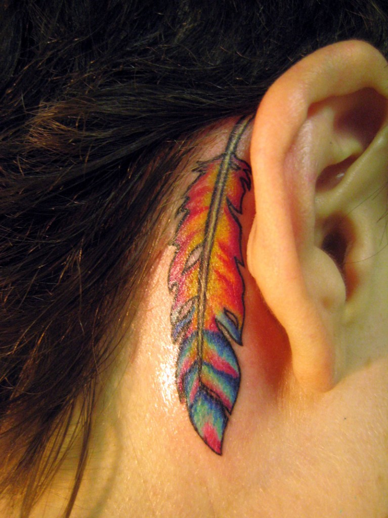 hippie tattoos photo - 1