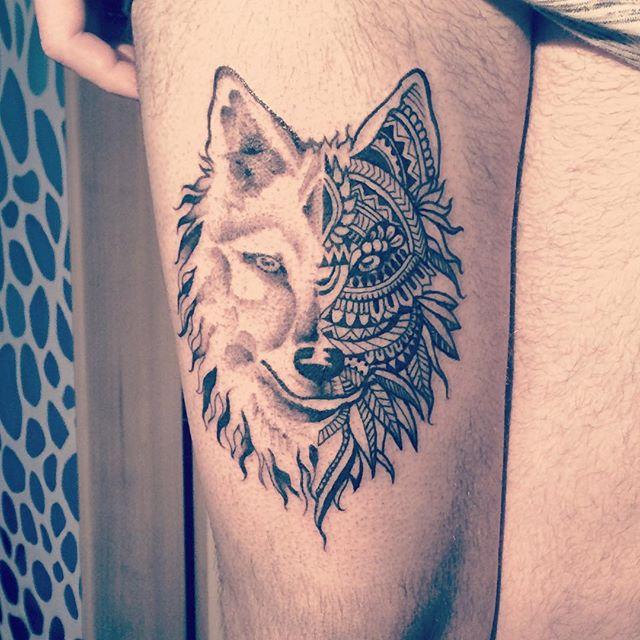 hippie tattoos photo - 10