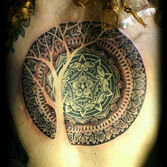 hippie tattoos photo - 13