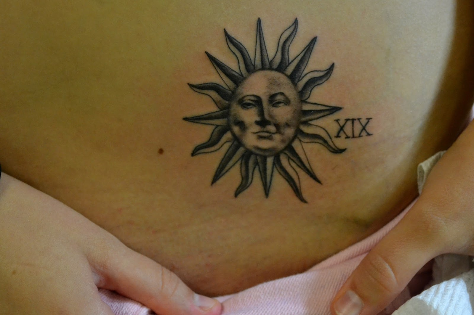 hippie tattoos photo - 23