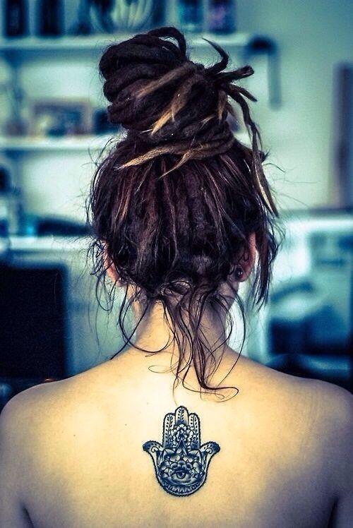 hippie tattoos photo - 26