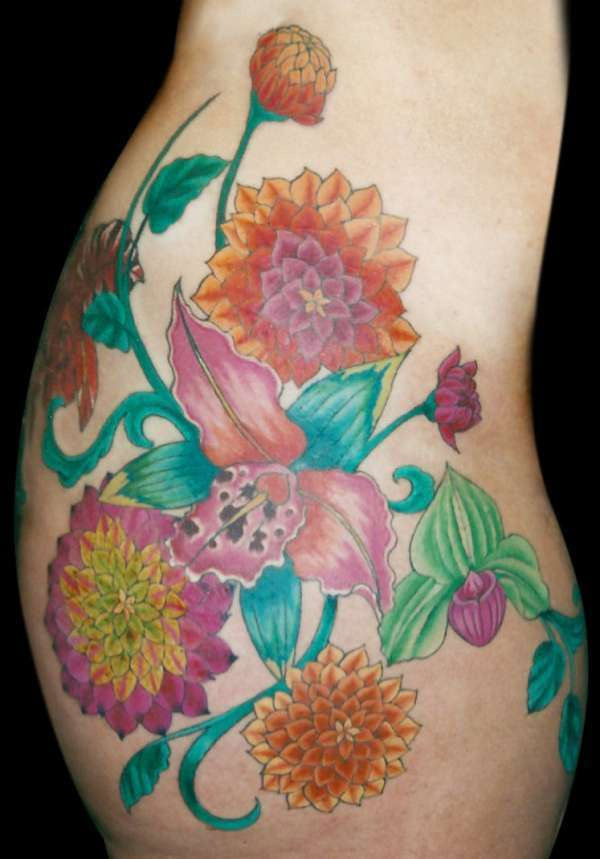 hippie tattoos photo - 27