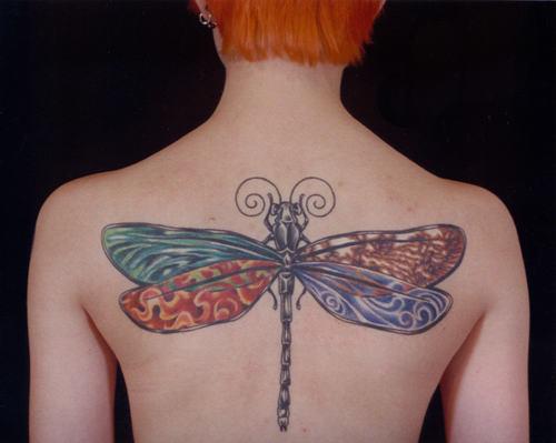 hippie tattoos photo - 28