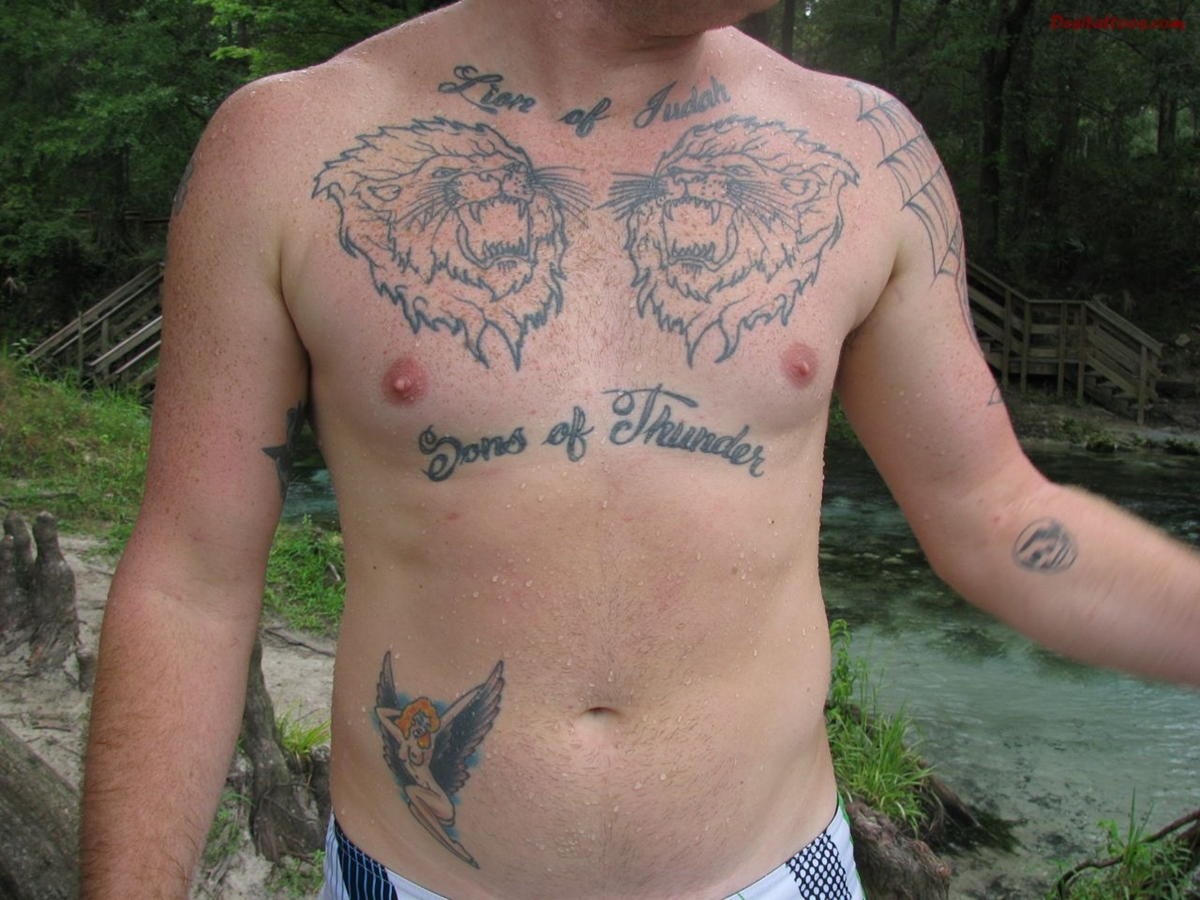 hippie tattoos photo - 5