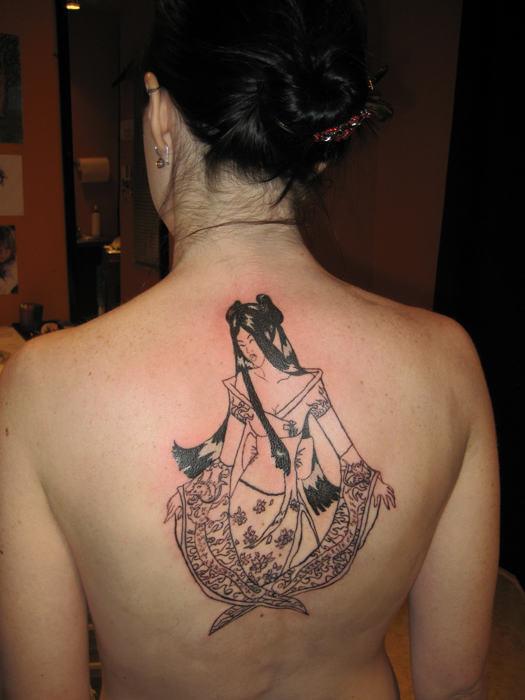 hippie tattoos photo - 8