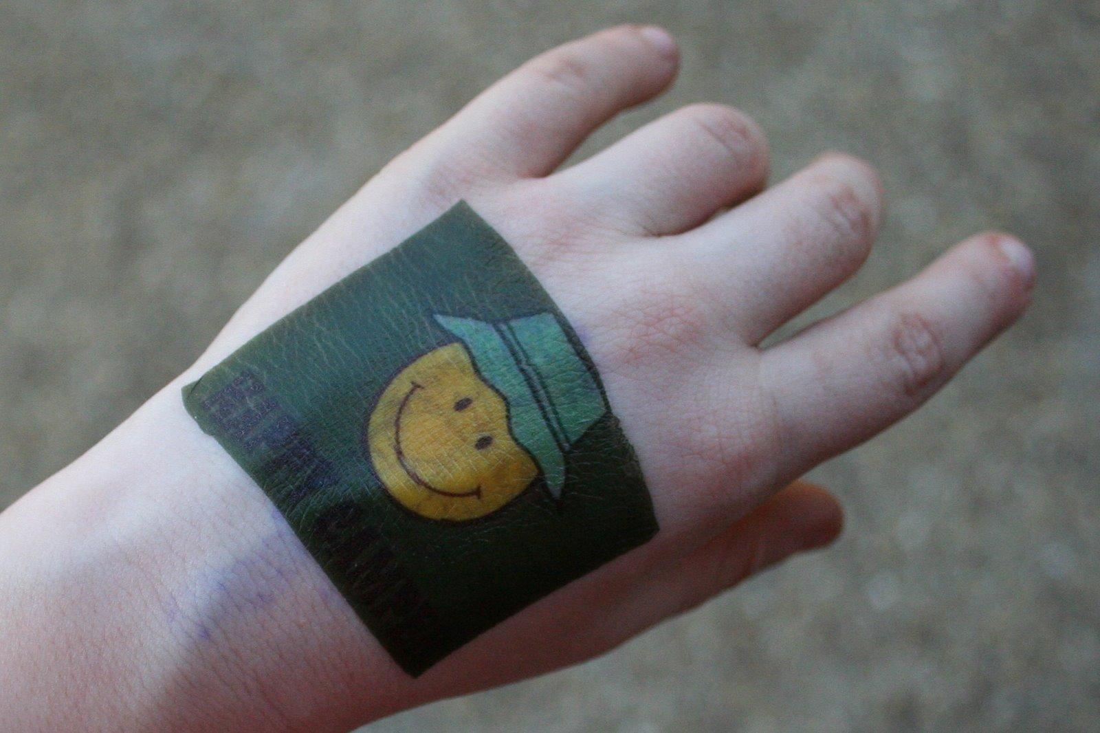 homemade tattoos photo - 26