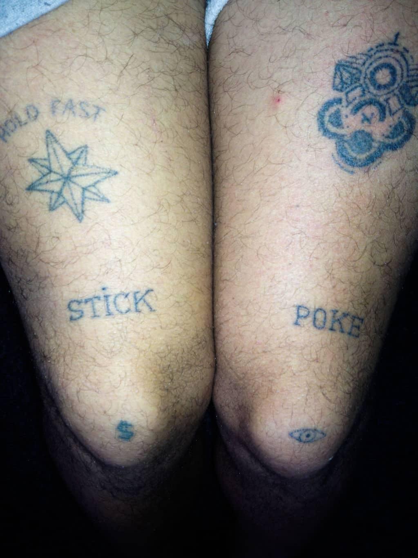 homemade tattoos photo - 30