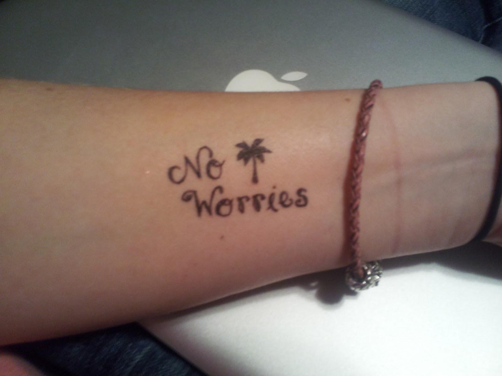 homemade tattoos photo - 34