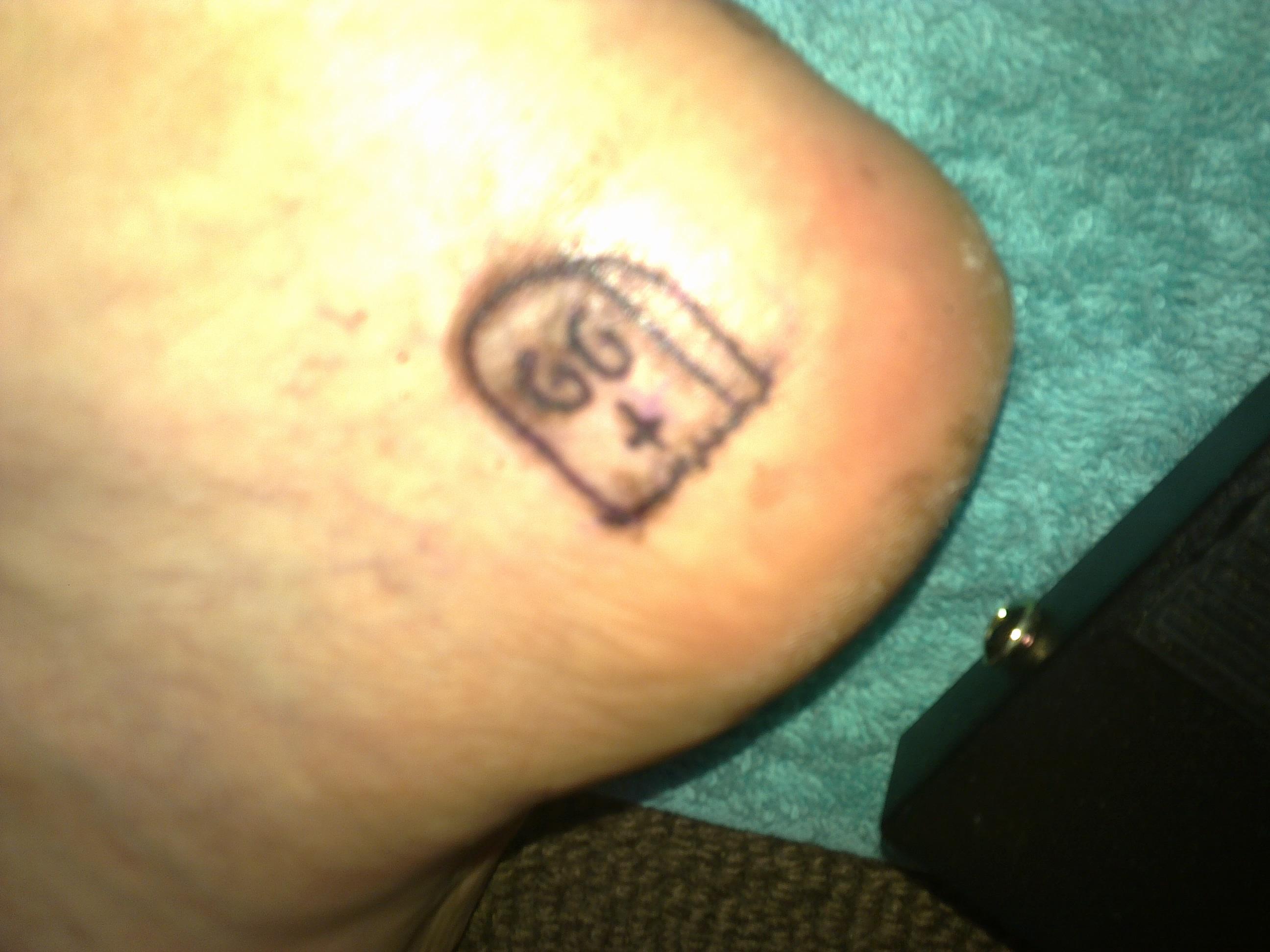 homemade tattoos photo - 38