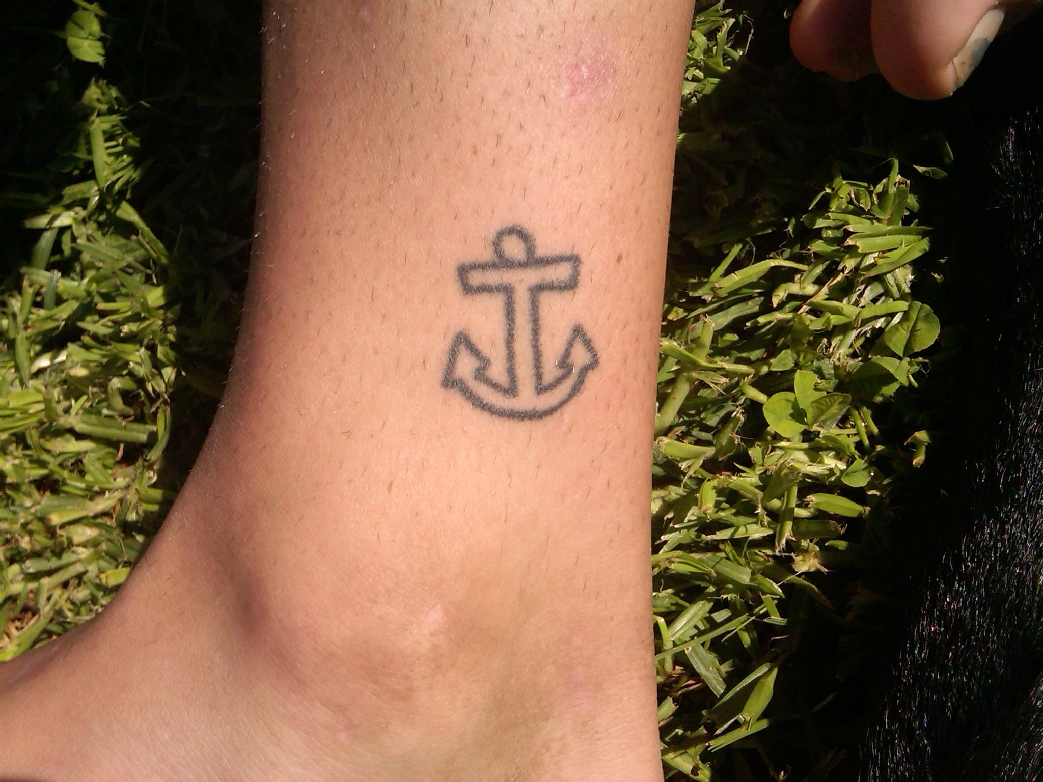homemade tattoos photo - 39