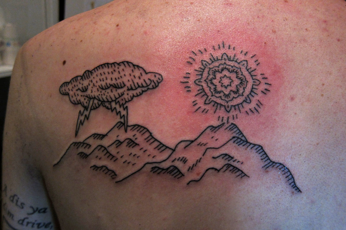 homemade tattoos photo - 8