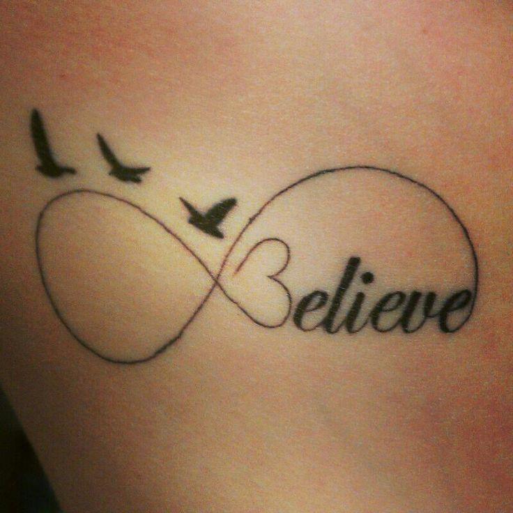 infinity symbol tattoos photo - 21