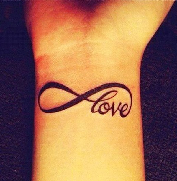infinity symbol tattoos photo - 8