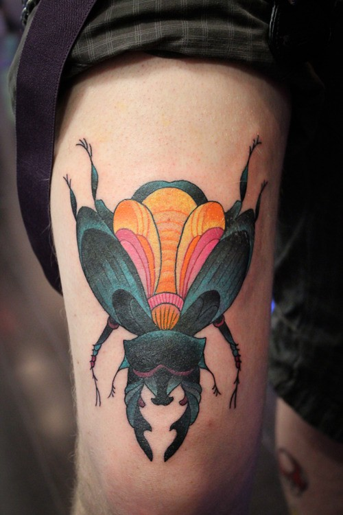 insect tattoos photo - 17