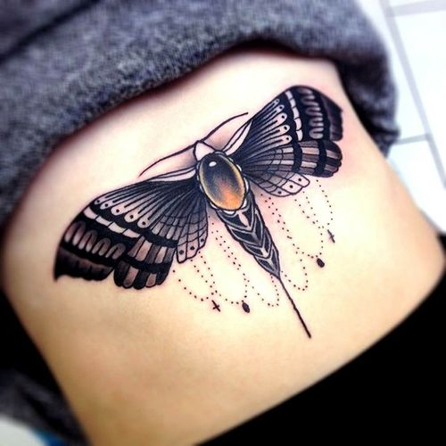 insect tattoos photo - 26