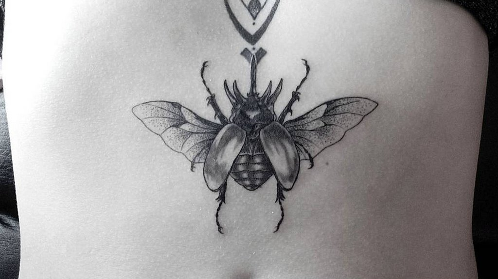 insect tattoos photo - 31