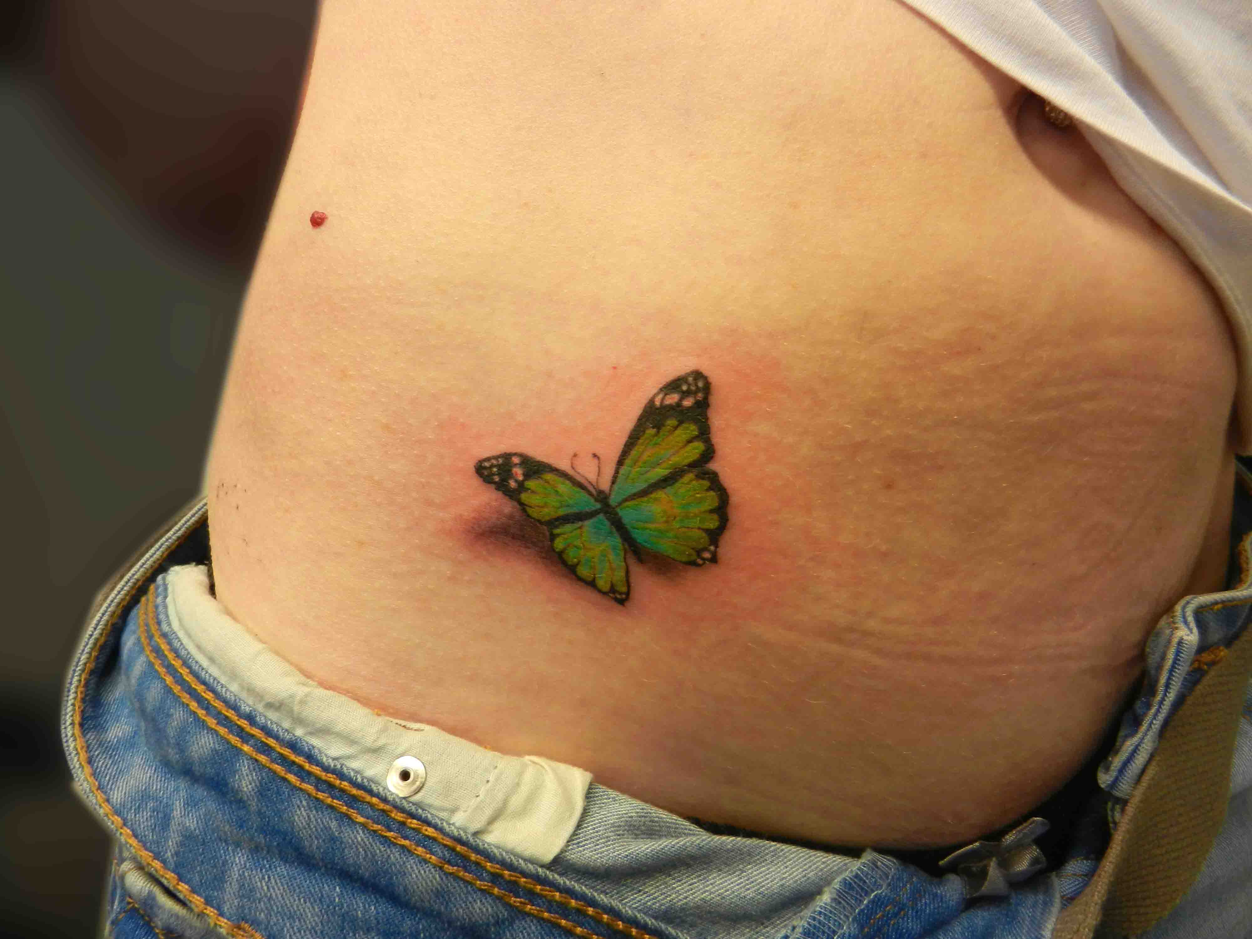 insect tattoos photo - 33