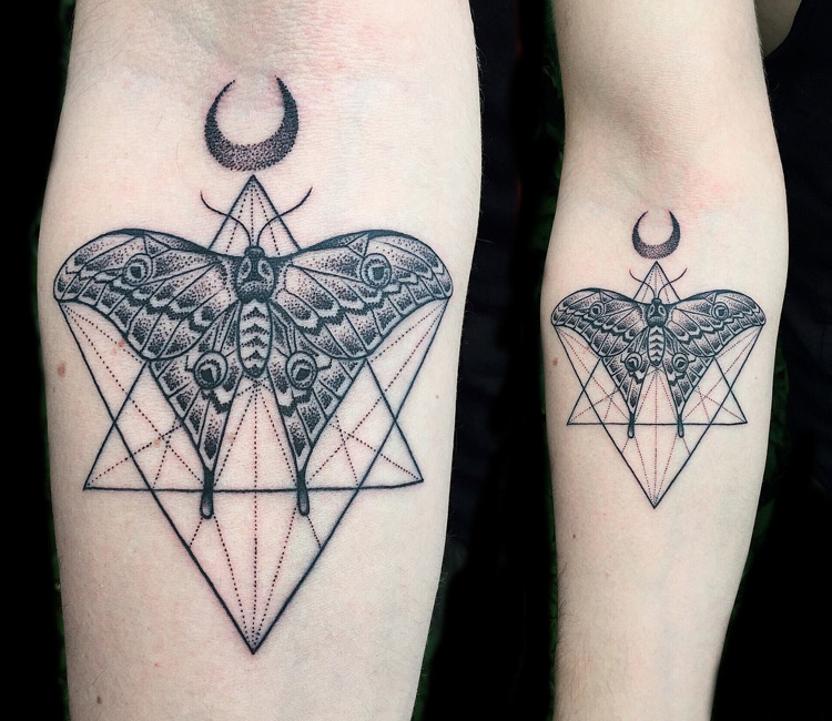 insect tattoos photo - 39