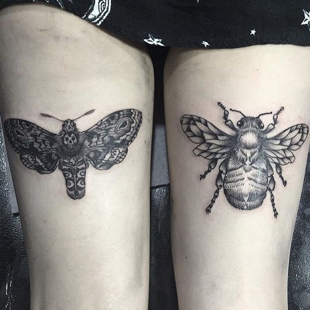 insect tattoos photo - 9