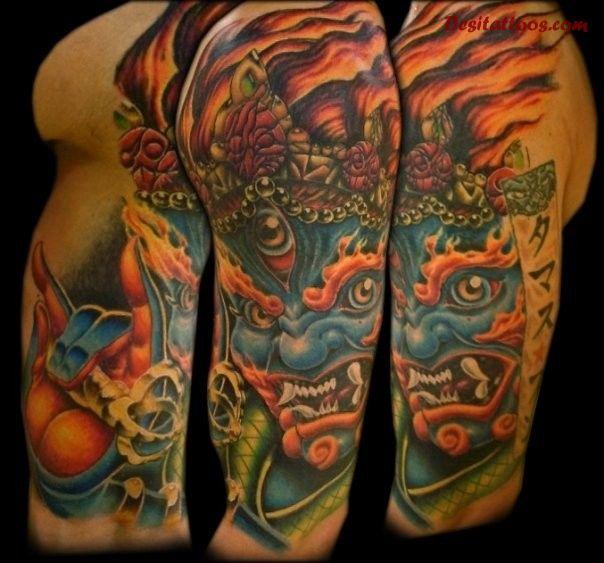jain tattoos photo - 12
