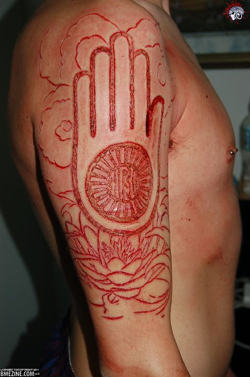 jain tattoos photo - 28