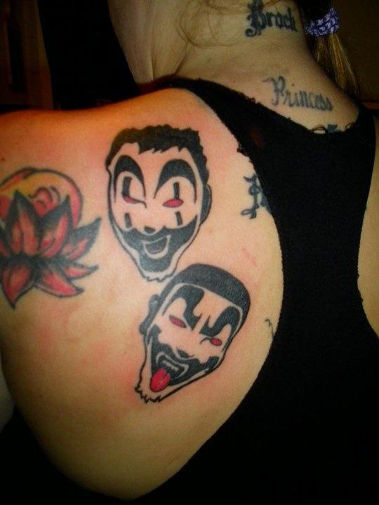 juggalo tattoos photo - 21