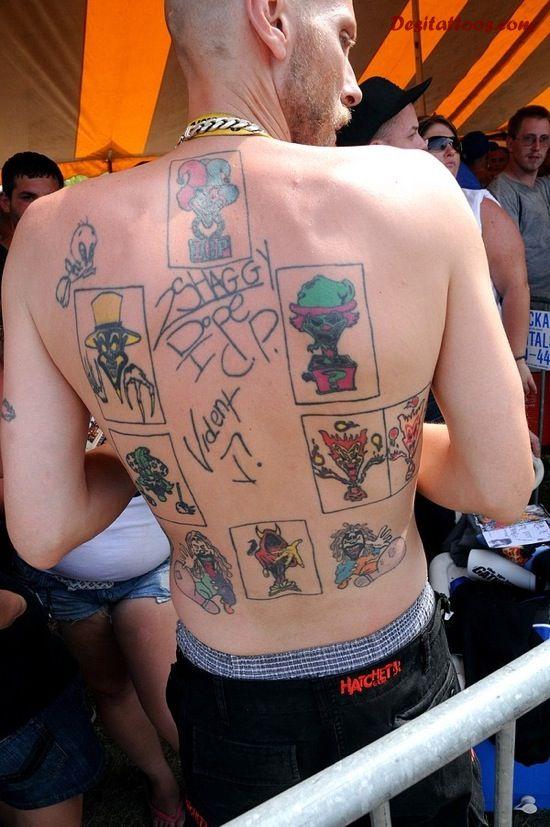 juggalo tattoos photo - 33