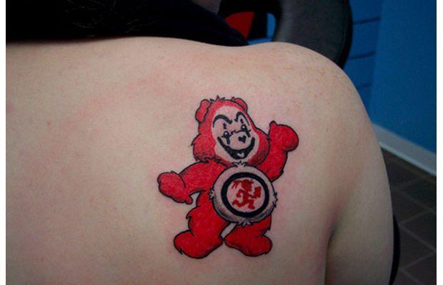 juggalo tattoos photo - 4