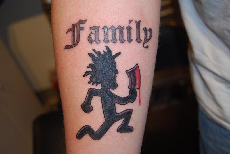 juggalo tattoos photo - 5