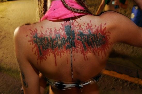 juggalo tattoos photo - 9