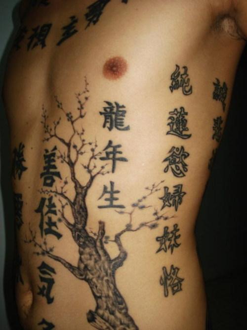 kanji tattoos photo - 18