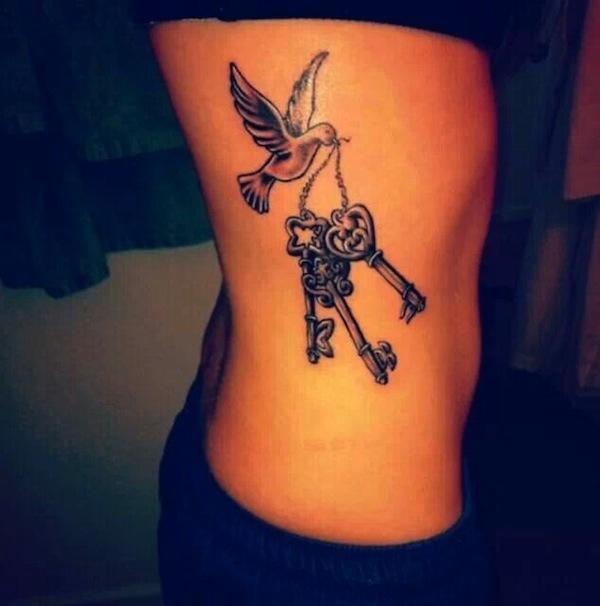 key tattoos photo - 2