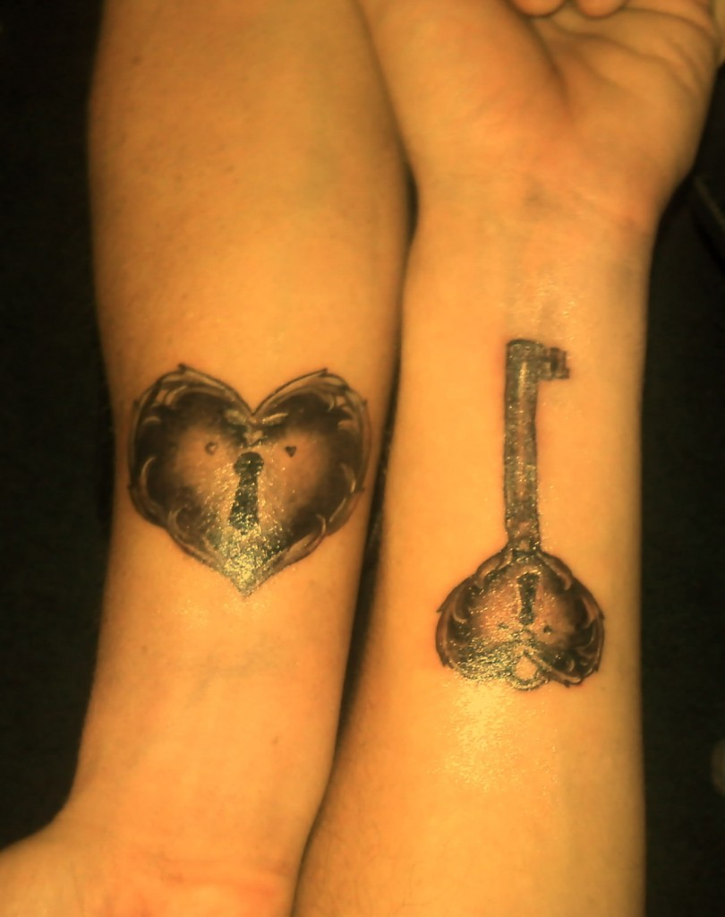 key tattoos photo - 24