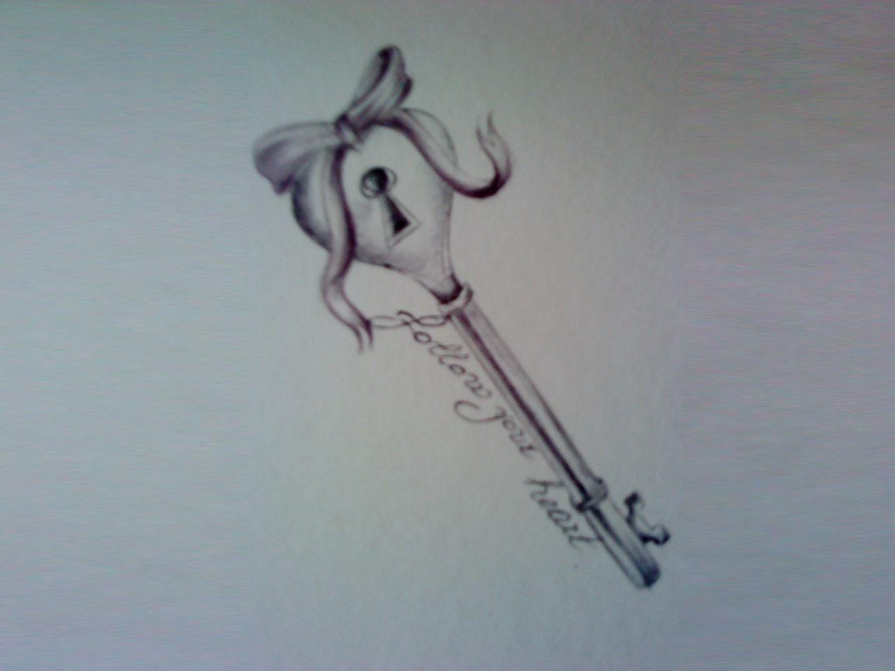 key tattoos photo - 27
