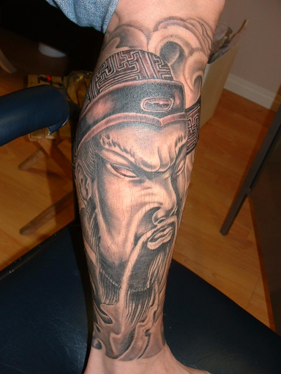 kings tattoos photo - 13