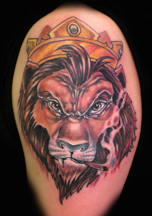 kings tattoos photo - 23