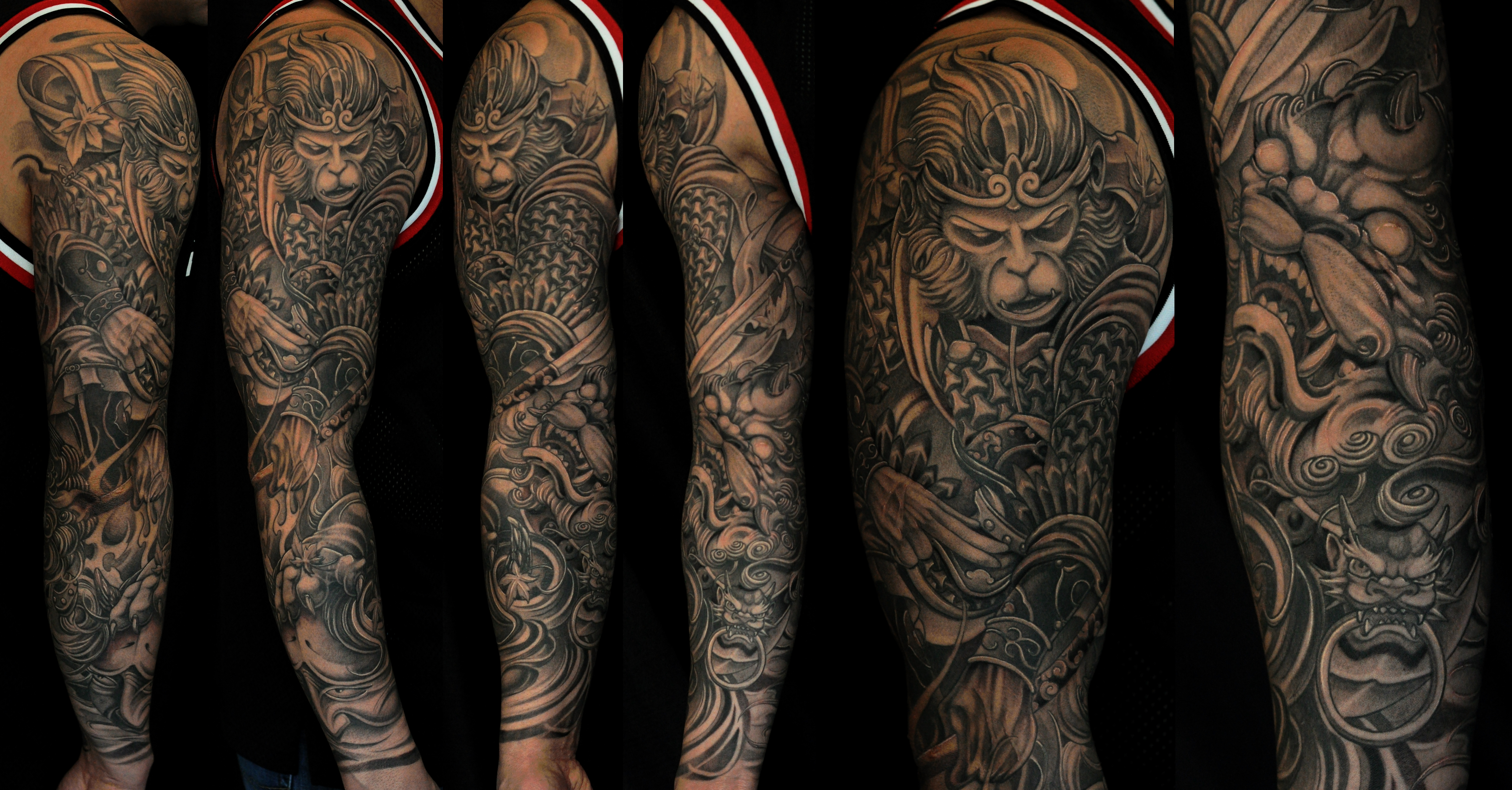 kings tattoos photo - 28