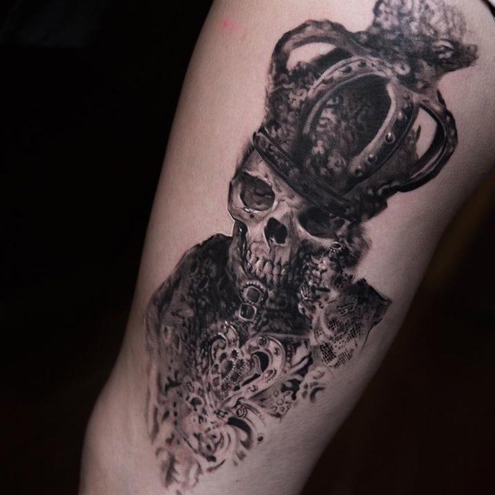 kings tattoos photo - 3