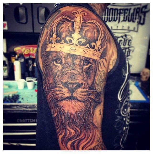 kings tattoos photo - 35
